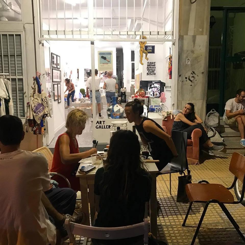 Souvenirs d' Athènes: A pop-up store - Image 8