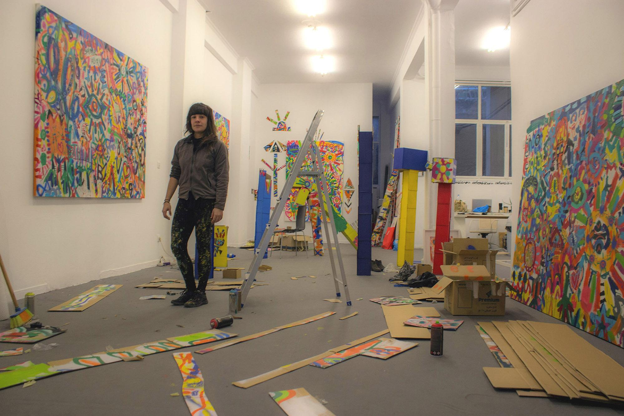 Marilia Kolibiri: Upside Down - Image 2