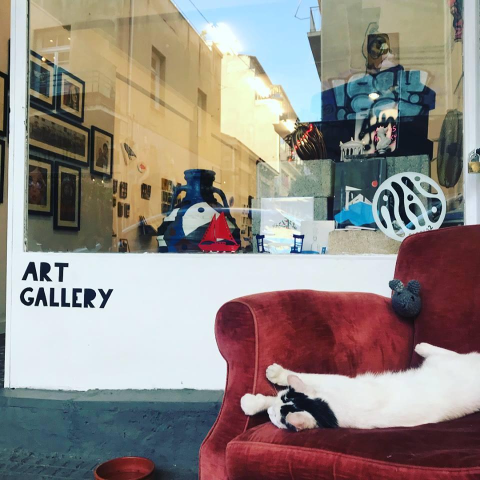 Souvenirs d' Athènes: A pop-up store - Image 5